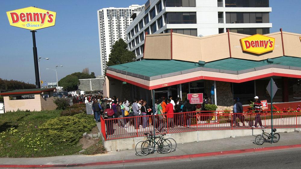 Image: Denny's Restaurant