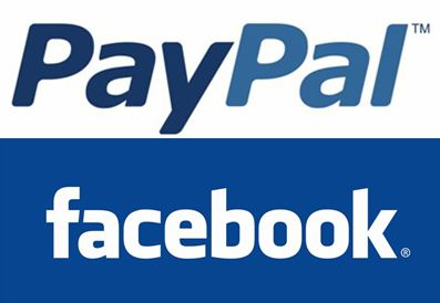 Paypal-facebook