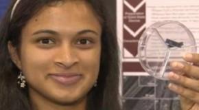Eesha Khare, cep telefonunu 30 saniyede şarj eden cihaz geliştirdi