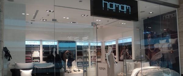 """Türk """"HAMAM"""" Firması, Dünya Markaları Arasındaki Yerini Aldı"""
