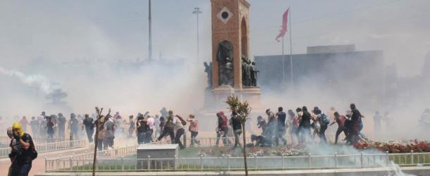 Biber gazının standartını eylemciler belirleyecek!