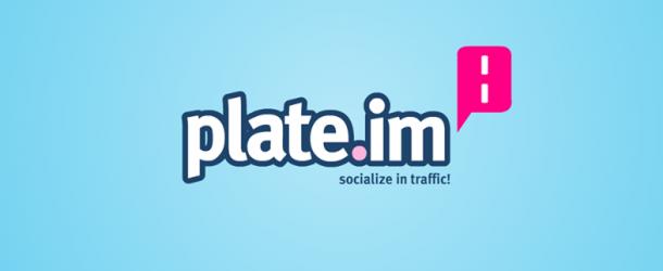 Trafikte Sosyalleştirme Girişimi Plate.im Yayında!