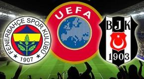 Fenerbahçe ve Beşiktaş Hisseleri Çöktü