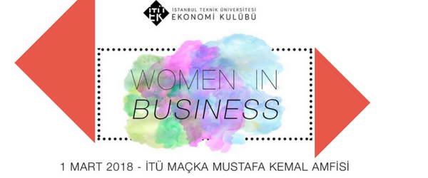 İTÜ WOMEN IN BUSINESS