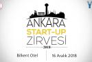 Ankara Start-Up Zirvesi Heyecanına Saatler Kaldı