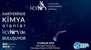 """""""Ulusal Kariyerimin Kimyası"""" 12 Aralık'ta YTÜ'de"""