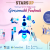 YTÜ KVK 2-3 Mayıs'ta StarsUp19′ a Sizleri Bekliyor!