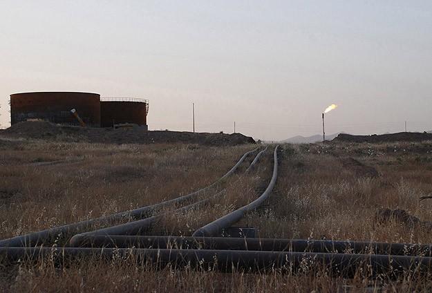 Irak petrolünde dikkat çekici azalma